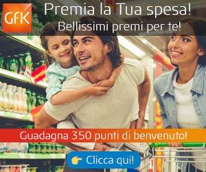 GFK panel sondaggi consumatori italia